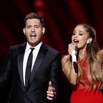 Ariana Grande Canta com Michael Bublé em Especial de Natal que Será Exibido Pela Record