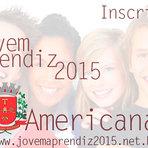 Vagas - JOVEM APRENDIZ 2015 AMERICANA SP - INSCRIÇÕES