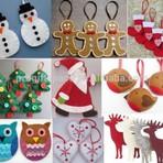 Diversos - Artesanato Para O Natal De 2014!