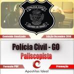Apostila concurso polícia civil de goias pc go 2014 2015 papiloscopista policial 3 classe