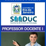 Apostila Concurso SEEDUC-RJ Professor Docente I 2015