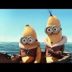 Cinema - Minions, 2015. Clipe 2 legendado. Animação, aventura e comédia. Sinopse, fotos...