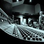 Souleye mixando o novo álbum