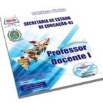 Concursos Públicos - Apostila Concurso SEEDUC-RJ 2014/2015 (CD GRÁTIS)