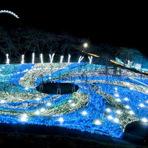 As cidades japonesas que exibem milhões de luzes de Natal