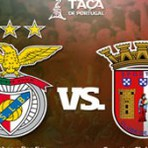 Video Golos Benfica 1 vs 2 SC Braga – Taça de Portugal