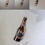 Arte & Cultura - 3D! Desenho de garrafa