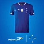 Penalty lança nova camisa oficial do Cruzeiro para 2015