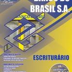 Apostila ATUALIZADA Banco do Brasil S.A 2015 - Carreira Administrativa para ESCRITURÁRIO  BB - GráTis CD-ROM