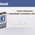 Internet - Facebook: Como desativar o início automático dos vídeos