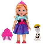Boneca Princesa Anna - 16 Centímetros - Disney Frozen - Sunny