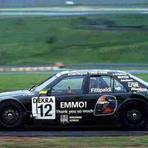 Esportes - Os carros do DTM em Interlagos em 1996