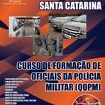 Apostila Digital Concurso Polícia Militar de Santa Catarina SC 2015 - Curso de Formação de Oficiais da Polícia Militar