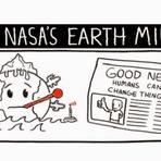 1 minuto para entender o aquecimento global, com animação da Nasa