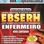 Apostila EBSERH HU-UFGD 2015 - Enfermeiro[+CD Grátis]