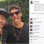 Neymar, outros famosos parabenizam Gabriel Medina!