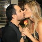 Cantor Luciano sofre ataque cardíaco e é socorrido pela mulher