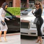 'Abundância' de irmãs Kardashian chama atenção em dia de compras