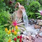 Saiba como cuidar de seu jardim sem desperdiçar água