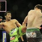 Esportes - Lyoto Machida acerta chutaço em 1m02s para nocautear Dollaway