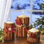 Arquitetura e decoração - Velas Decorativas que você Pode Fazer!