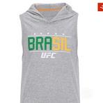 Esportes - Centauro Camiseta Regata UFC Brasil