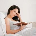 Saúde - Aprenda 7 hábitos simples para acabar com a insônia.