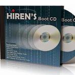 Design & Tecnologia: Hiren's bootCD - Todas as ferramentas de manutenção de micro em um só CD/DVD
