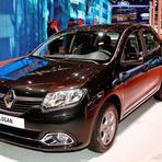 Automóveis - Renault Logan Exclusive 2015 Chega ao Brasil em Série Limitada