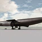Tecnologia & Ciência - Avião capaz de chegar a qualquer parte do globo em 4 horas