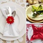 Dicas e ideias para decorar a mesa de natal