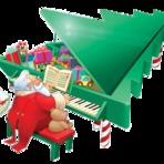 Audio de Natal personalizado