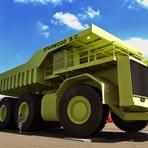 Automóveis - Terex 33-19 Titan - Maior caminhão do mundo