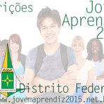 Vagas - JOVEM APRENDIZ 2015 DF- INSCRIÇÕES