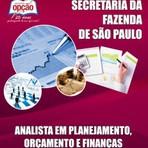 Apostila Concurso Sefaz/SP 2015