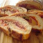RECEITA: Pão Rocambole
