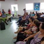 Cursos de horticultura e jardinagem encerram atividades com balanço positivo e confraternização no Parque Chico Mendes