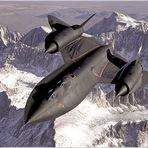 50 anos do primeiro vôo do Lockheed SR-71 Blackbird