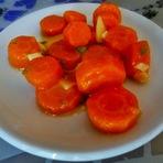 Conserva de cenoura: simples e saudável!