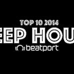 Top 10 músicas de Deep House mais vendidas em 2014