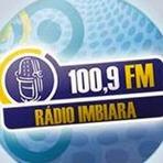 Rádio Imbiara FM 100,9 ao vivo e online Araxá MG