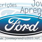 Vagas - JOVEM APRENDIZ 2015 FORD- INSCRIÇÕES