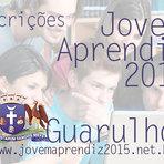 Vagas - JOVEM APRENDIZ 2015 GUARULHOS- INSCRIÇÕES