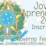 Vagas - JOVEM APRENDIZ 2015 GOVERNO FEDERAL- INSCRIÇÕES