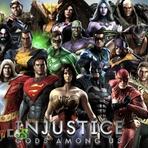 RandômicosPlay #003- Injustice The Gods Among Us – 1… 2… 3 testando