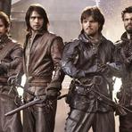 Cinema - The Musketeers: 2ª temporada. Teaser trailer. Série BBC One. Romance, ação e aventura. Sinopse...