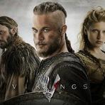 Cinema - Vikings: 3ª Temporada, 2015. Teaser trailer legendado. Série History. Sinopse...