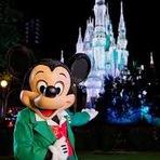 Você já visitou o Mickey's Very Merry Christmas Party?