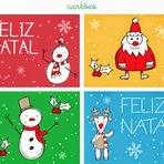 Imagens e Cartões de Natal para WhatsApp Grátis