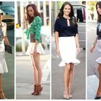 Mulher - Essa foi pensando em Você! Tendência Hot: conheça três modelos de saias fashion para arrasar no verão